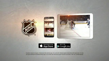 NHL App TV Spot, 'Latest Updates' - 3904 commercial airings