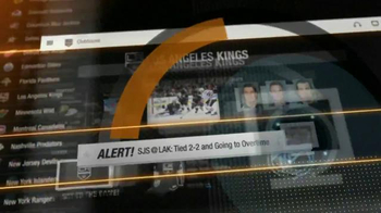 NHL App TV Spot, 'Latest Updates' - Thumbnail 5