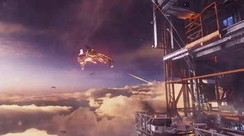 Halo 5: Guardians TV Spot, 'Classic Halo' Song by Muse
