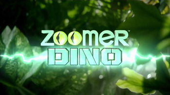 Zoomer Dino TV Spot, 'Trained, Not Tamed' - Thumbnail 1