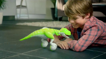 Zoomer Dino TV Spot, 'Trained, Not Tamed' - Thumbnail 4