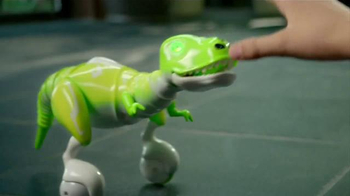 Zoomer Dino TV Spot, 'Trained, Not Tamed' - Thumbnail 7