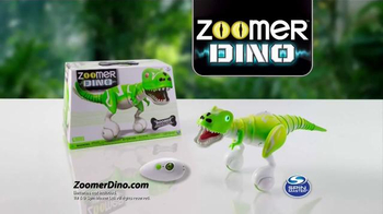 Zoomer Dino TV Spot, 'Trained, Not Tamed' - Thumbnail 8