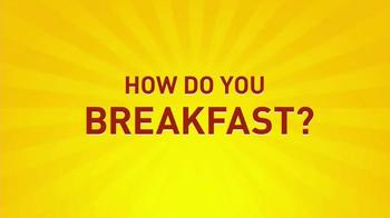 Hamilton Beach Breakfast Sandwich Maker TV Spot, 'How Do You Breakfast?' - Thumbnail 1