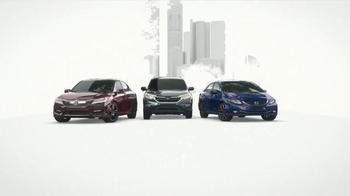 Honda LaneWatch TV Spot, 'See the Road Like Never Before' - Thumbnail 7