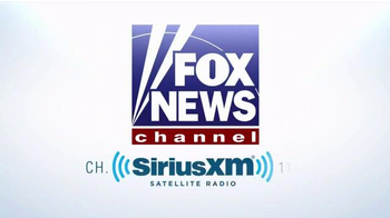 Sirius/XM Satellite Radio TV Spot, 'Fox News Headlines' - Thumbnail 2