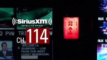 Sirius/XM Satellite Radio TV Spot, 'Fox News Headlines' - Thumbnail 4