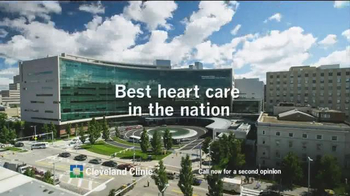 Cleveland Clinic TV Spot, 'Second Opinion' - Thumbnail 2