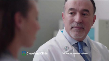 Cleveland Clinic TV Spot, 'Second Opinion' - Thumbnail 4
