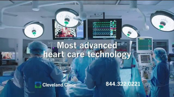 Cleveland Clinic TV Spot, 'Second Opinion' - Thumbnail 5