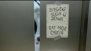 Chick-fil-A Catering TV Spot, 'Awkward Elevator Encounter' - Thumbnail 8