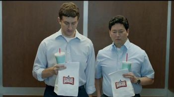 Chick-fil-A Catering TV Spot, 'Awkward Elevator Encounter'