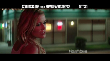 Scouts Guide to the Zombie Apocalypse - Alternate Trailer 7