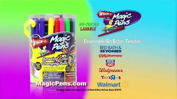Magic Pens TV Spot, 'Marcador mágico' [Spanish] - Thumbnail 10