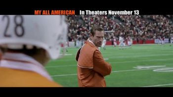 My All American - 651 commercial airings