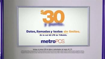 MetroPCS TV Spot, 'Perfectamente claro' [Spanish] - Thumbnail 6