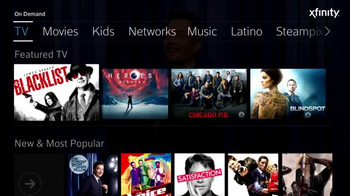 XFINITY On Demand TV Spot, '2015 Fall TV Shows' - Thumbnail 6
