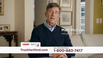 The Hartford TV Spot, 'AARP Auto Insurance Program'