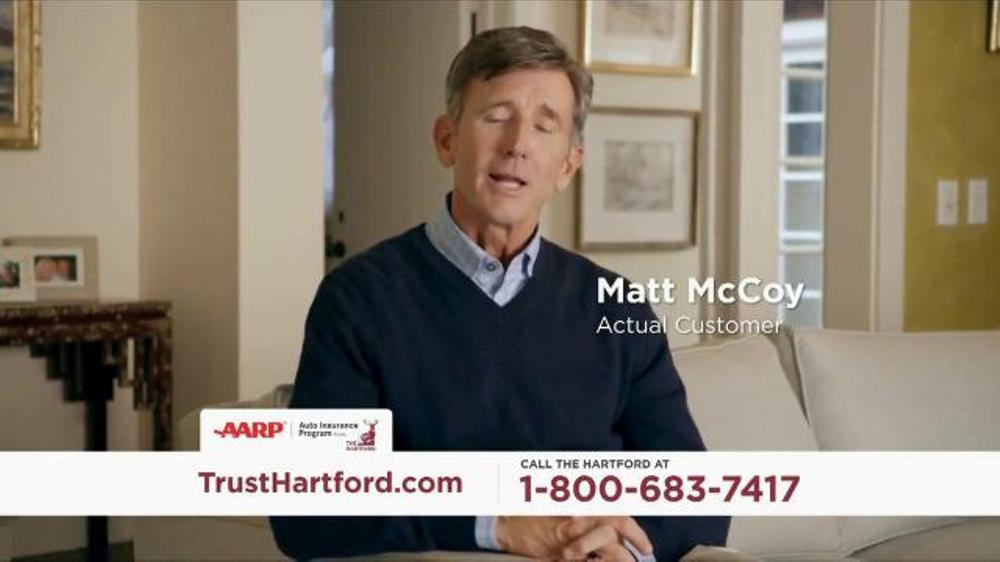 The Hartford Com >> The Hartford Tv Commercial Aarp Auto Insurance Program Ispot Tv