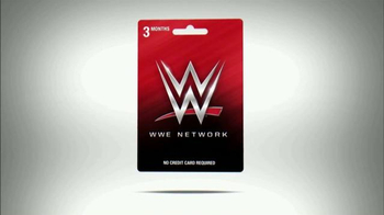 The WWE Gift Card thumbnail