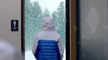 Columbia Sportswear Heatzone 1000 TurboDown Jacket TV Spot, 'Nature Calls' - 114 commercial airings