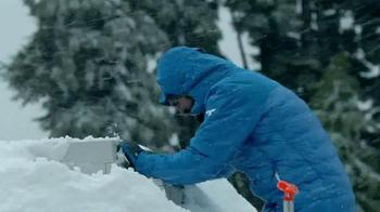 Columbia Sportswear Heatzone 1000 TurboDown Jacket TV Spot, 'Snow Shovel' - Thumbnail 2
