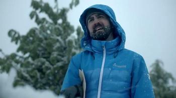 Columbia Sportswear Heatzone 1000 TurboDown Jacket TV Spot, 'Snow Shovel'