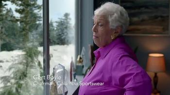Columbia Sportswear Heatzone 1000 TurboDown Jacket TV Spot, 'Snow Shovel' - Thumbnail 6