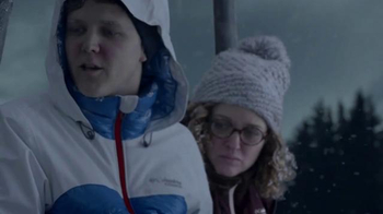 Columbia TurboDown Jacket TV Spot, 'Ski Rescue' - Thumbnail 7