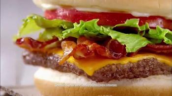 Wendy's 4 for $4 Meal TV Spot, 'Ofertas de sabor' - Thumbnail 8