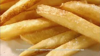 Wendy's 4 for $4 Meal TV Spot, 'Ofertas de sabor' - Thumbnail 9