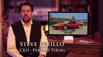 Perillo Tours TV Spot, \'From the Perillo Family\'