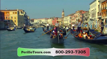 Perillo Tours TV Spot, 'From the Perillo Family' - Thumbnail 3