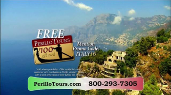 Perillo Tours TV Spot, 'From the Perillo Family' - Thumbnail 6