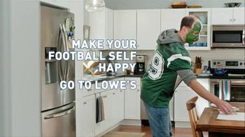 Lowe's TV Spot, 'Your Football Self' - Thumbnail 6