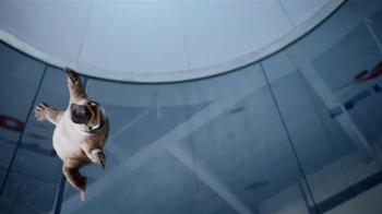 Lunchables Chicken Popper Kabobbles TV Spot, 'Indoor Skydiving' - Thumbnail 4