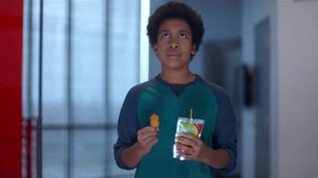 Lunchables Chicken Popper Kabobbles TV Spot, 'Indoor Skydiving' - Thumbnail 5