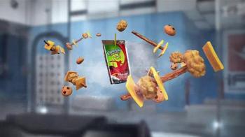 Lunchables Chicken Popper Kabobbles TV Spot, 'Indoor Skydiving' - Thumbnail 7