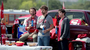 Bud Light TV Spot, 'Coin Toss: Rock Climbing or Cliff Diving' - 103 commercial airings