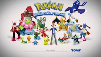 Pokemon Action Figures TV Spot, 'In Action' - Thumbnail 10