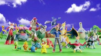 Pokemon Action Figures TV Spot, 'In Action' - Thumbnail 2