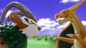 Pokemon Action Figures TV Spot, 'In Action' - Thumbnail 4