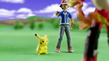 Pokemon Action Figures TV Spot, 'In Action' - Thumbnail 9