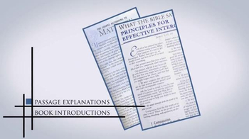 In Touch Ministries Life Principles Bible TV Spot, '50 Years of Ministry' - Thumbnail 4