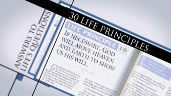 In Touch Ministries Life Principles Bible TV Spot, '50 Years of Ministry' - Thumbnail 7
