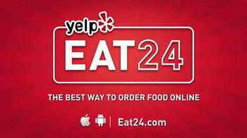 EAT24 TV Spot, 'Repetition Is Good' - Thumbnail 10