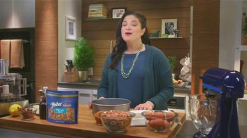 Fisher Pecan Halves TV Spot, 'Unshelled' Featuring Alex Guarnaschelli - Thumbnail 1