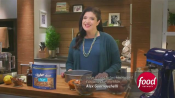 Fisher Pecan Halves TV Spot, 'Unshelled' Featuring Alex Guarnaschelli - Thumbnail 2