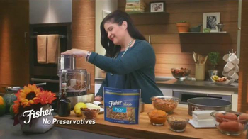 Fisher Pecan Halves TV Spot, 'Unshelled' Featuring Alex Guarnaschelli - Thumbnail 4