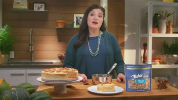 Fisher Pecan Halves TV Spot, 'Unshelled' Featuring Alex Guarnaschelli - Thumbnail 8